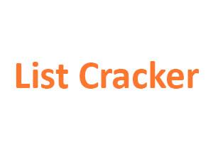 List Cracker